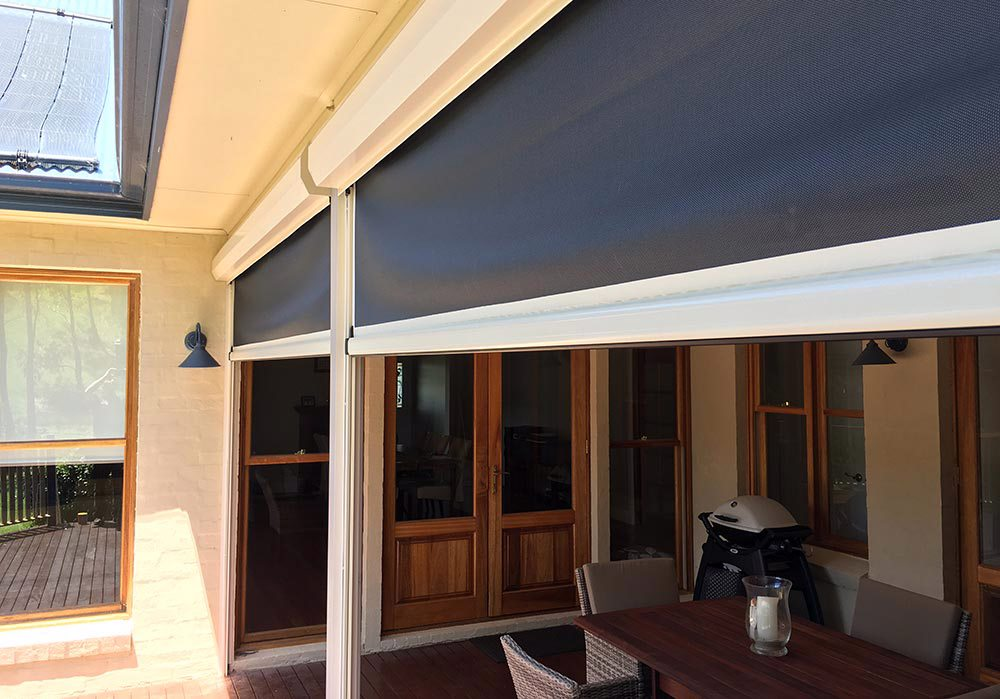 Outdoor Blinds Amp Sunscreens Central Coast Amp Sydney North