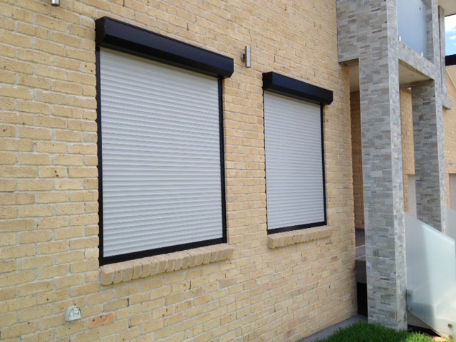 Window Roller Shutters Australia External Roller Shutters