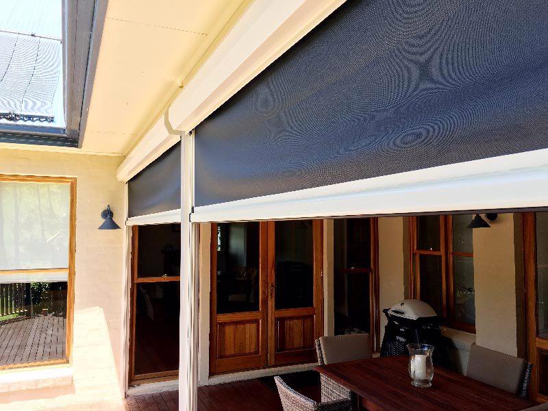 Ziptrack Outdoor Blinds Sydney Central Coast Amp Newcastle